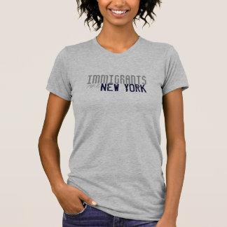 Immigrants Are New York Customizable Tee
