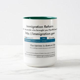 Immigration Reform Mug