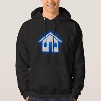 immobiliers de mod pull avec capuche