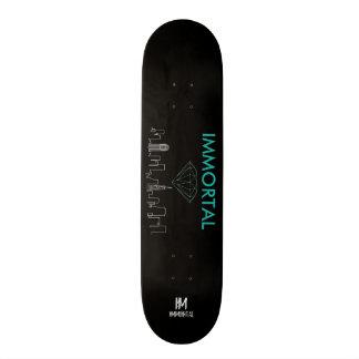 Immortal-diamod city Skate Deck