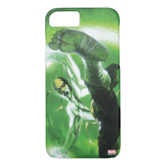Immortal Iron Fist Kick iPhone 7 Case