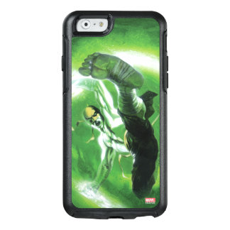 Immortal Iron Fist Kick OtterBox iPhone 6/6s Case