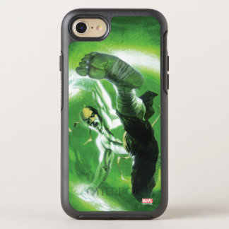 Immortal Iron Fist Kick OtterBox Symmetry iPhone 7 Case