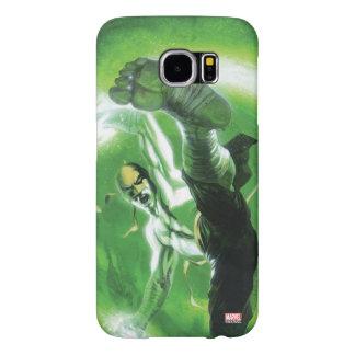 Immortal Iron Fist Kick Samsung Galaxy S6 Cases