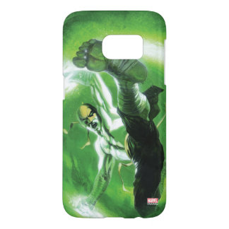Immortal Iron Fist Kick Samsung Galaxy S7 Case