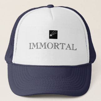 IMMORTAL star Trucker Hat