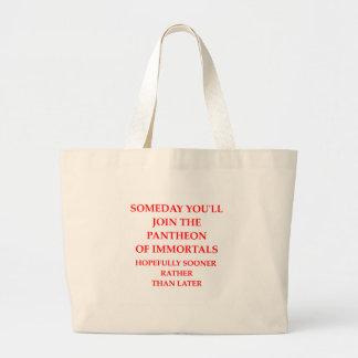 IMMORTALS LARGE TOTE BAG