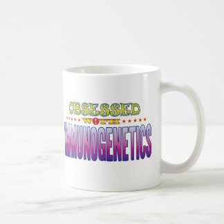 Immunogenetics 2 Obsessed Coffee Mug