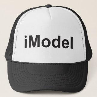 iModel not iPhone or iPad fun witty humorous Cap