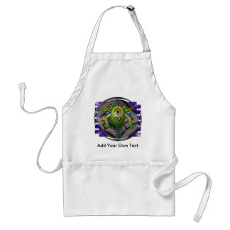 iMonster Adult Apron