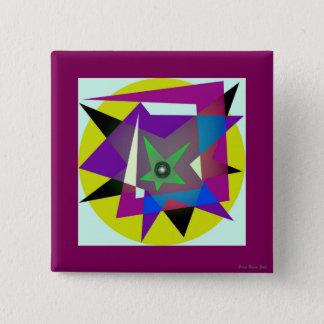 Impact 2 Inch Square Button