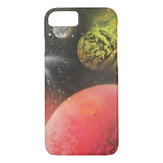 Impact Imminent Spray Paint Art Phone Case