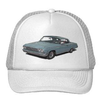 Impala du bleu glacier 62 casquette trucker