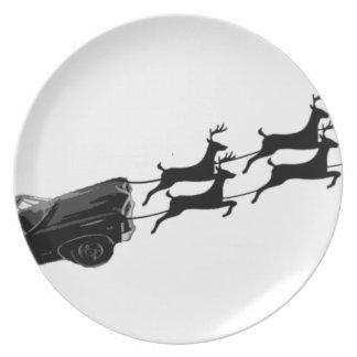 Impala in Flight Plate