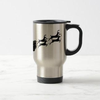 Impala in Flight Travel Mug
