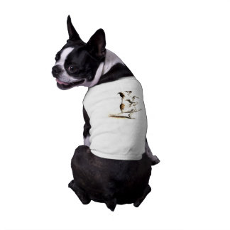 Impawtance of exercise doggie ribbed tank top