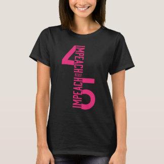 IMPEACH #45 RESIST PINK T-Shirt