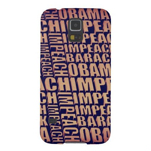 Impeach Barack Obama Galaxy S5 Case