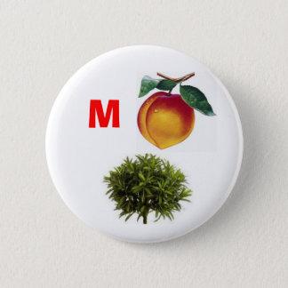 Impeach Bush 2 Inch Round Button