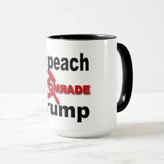 Impeach Comrade Trump Mug