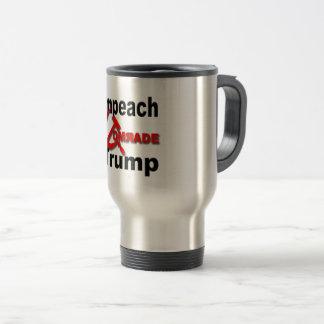 Impeach Comrade Trump Travel Mug