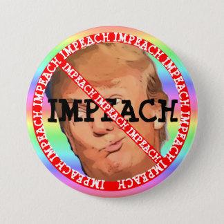 Impeach Donald Trump  Button