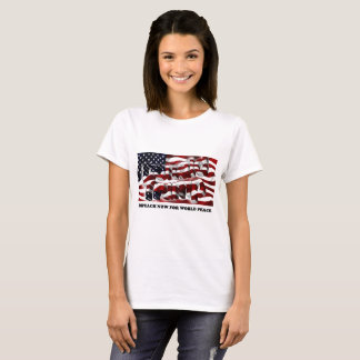 Impeach for World Peace T-Shirt