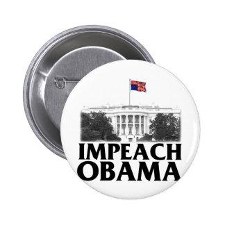 Impeach Obama 2 Inch Round Button