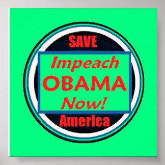 Impeach Poster