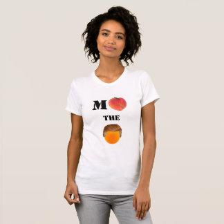 Impeach the Orange Crew Neck T-shirt
