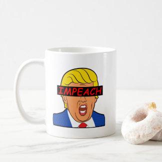 IMPEACH TRUMP 2017 COFFEE MUG