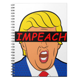 IMPEACH TRUMP 2017 NOTEBOOK