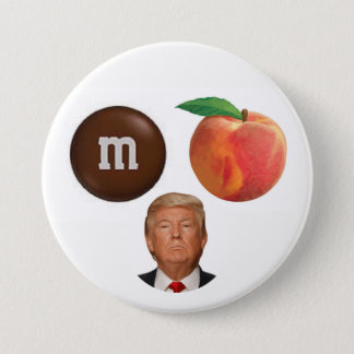 Impeach Trump 3 Inch Round Button