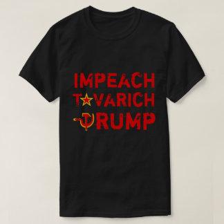 Impeach Trump Hammer & Sickle and Soviet Star T-Shirt