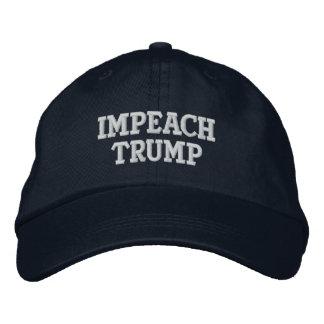Impeach Trump Hat Baseball Cap