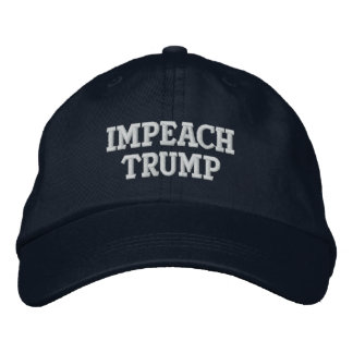 Impeach Trump Hat Baseball Cap