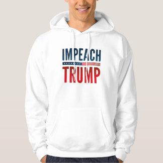 Impeach Trump Hoodie