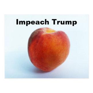 Impeach Trump Postcard