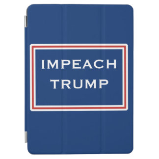 Impeach Trump Red White Resist iPad Air Cover
