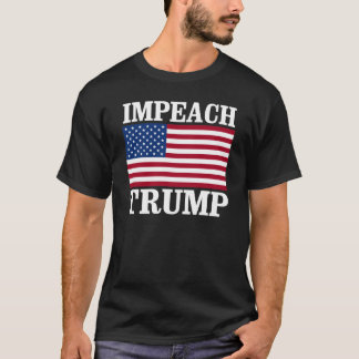 Impeach Trump - Save America -- Anti-Trump Design  T-Shirt