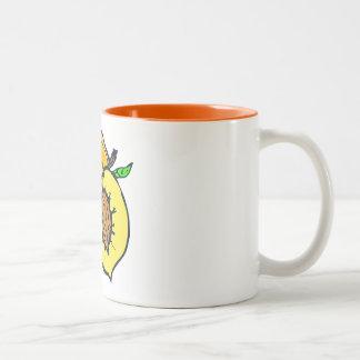 ImPEACH Two-Tone Coffee Mug