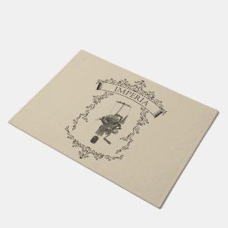Imperia - Antique Circular Sockknittingmachine Doormat