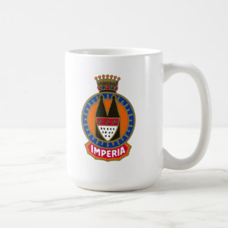 Imperia Motorcycles Classic White Coffee Mug
