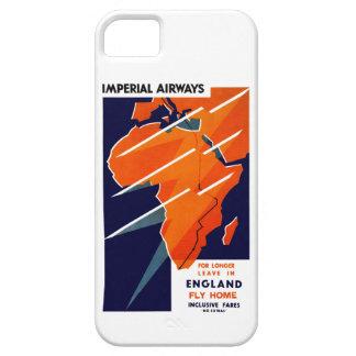Imperial Airways Africa iPhone 5 Cases