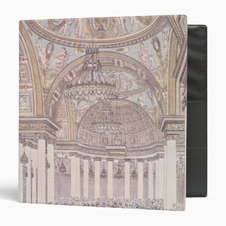 Imperial Banquet in the Grand Salon 3 Ring Binders