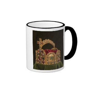 Imperial Crown made for the coronation of Otto Mugs