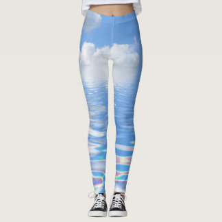 Imperial Empress Cloudy Sky Leggings
