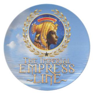 Imperial Empress Commemorative Plate