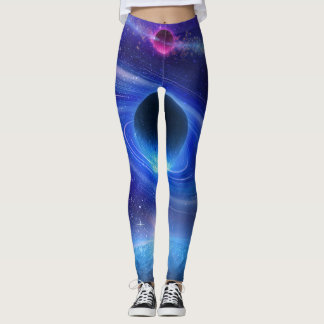 Imperial Empress  Galaxy Leggings