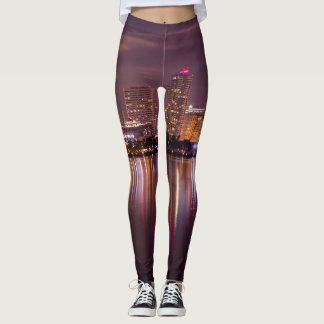 Imperial Empress Skyline Leggings